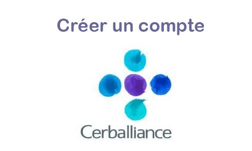 cerballiance comment activer son compte