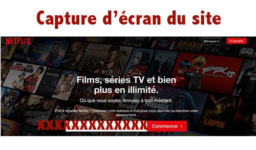 Créer un compte Netflix Tunisie