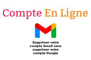 Supprimer une adresse gmail sur ordinateur sans supprimer compte Google