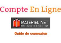 Modifier commande materiel net