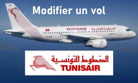 Comment changer un vol Tunisair ?