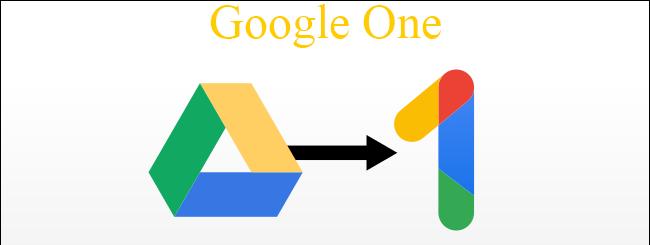 Google One pour un stockage plus grand