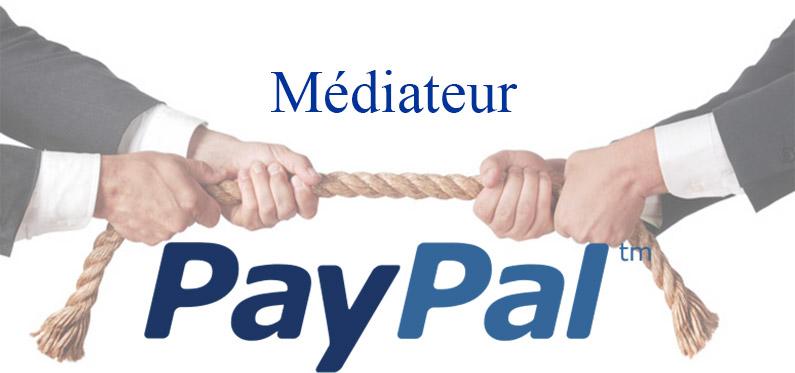 Médiateur Paypal