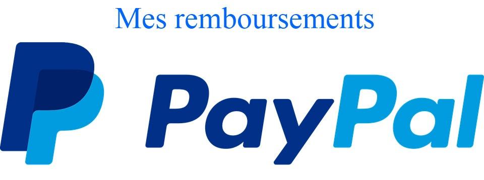 Gérer mes remboursements Paypal