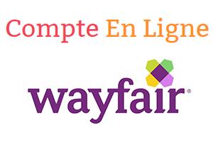 Espace client Wayfair