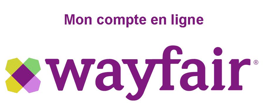 Wayfair mon compte