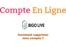 Comment fermer un compte Bigo Live