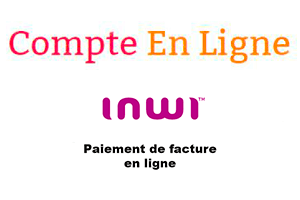 Télécharger facture inwi